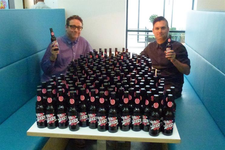 Diary: Gravity Road reignites the adland beer wars