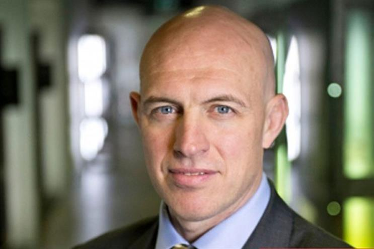 David Dinsmore: became chief operating officer of News UK in September