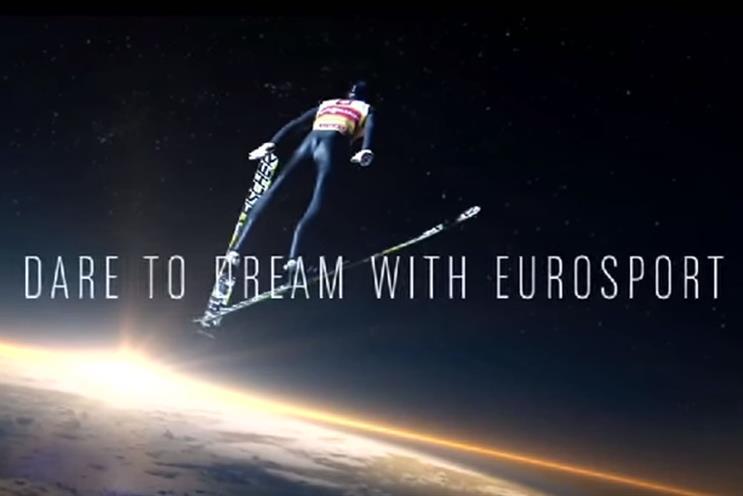 Eurosport: operates in Europe and Asia