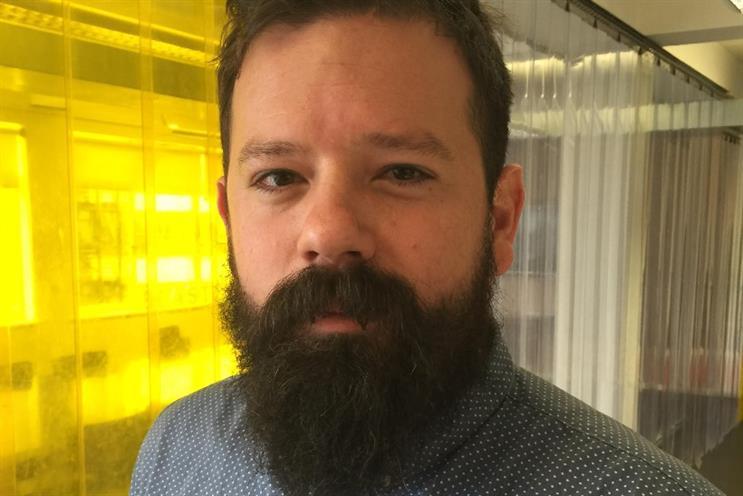 Creature of London managing partner Dan Shute