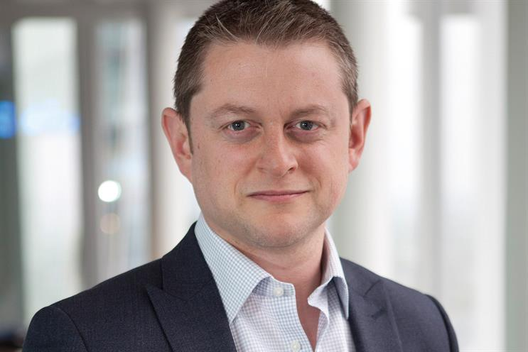 Chris Duncan: now head of sales at TNL, which comprises The Times and Sunday Times