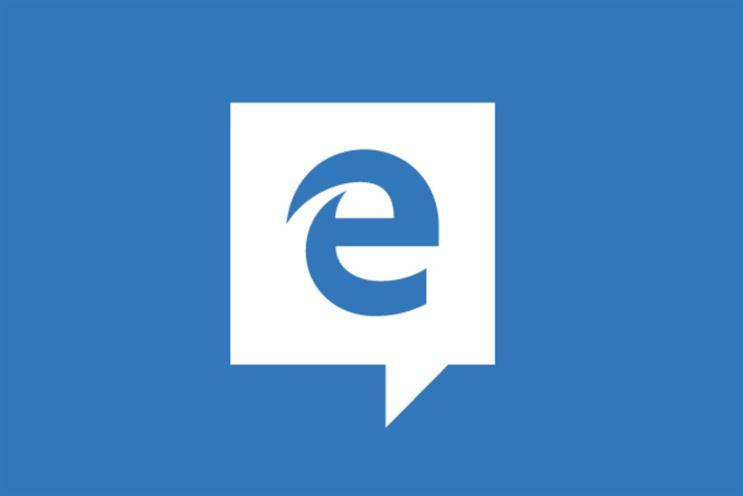Microsoft Edge: new logo for Internet Explorer's successor