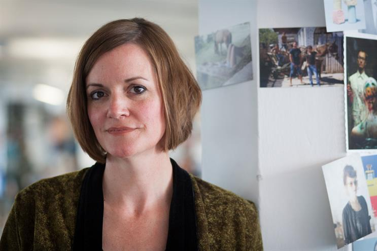 Emily James: head of strategy at RKCR/Y&R since 2010