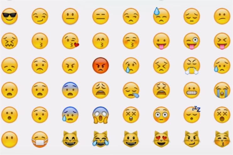 Emoji: UK firm devises emoji alternative to numerical PIN