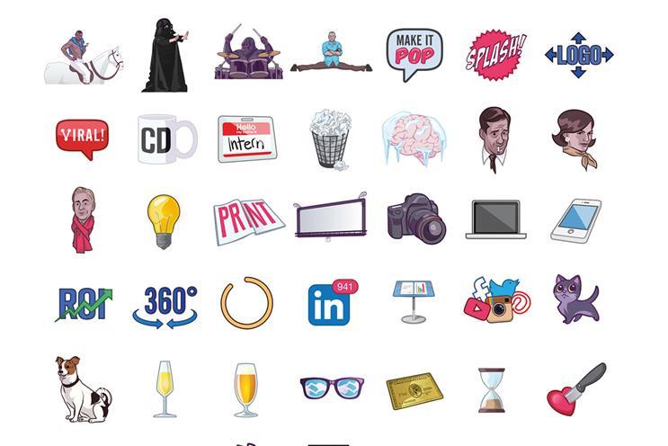Creative emojis: 'programmatic' is under development