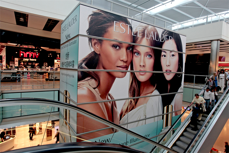Estée Lauder: UK account handled by M2M, which could become a global network