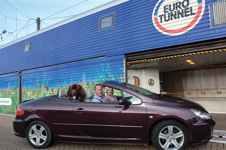 After a €57m loss in 2010, the Eurotunnel Le Shuttle car service overhauled its marketing strategy to grow bookings and increase profits