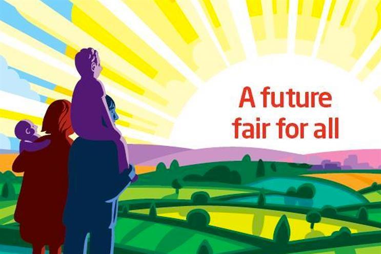 A future fair for all: Labour's slogan in 2010