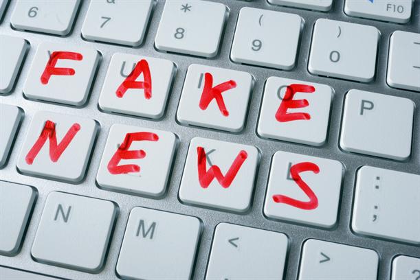Half of UK audiences report fake news woe