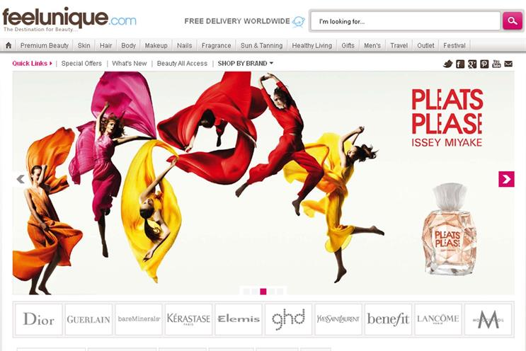 Feelunique.com: appoints Leagas Delaney to handle its advertising