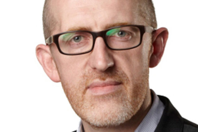 Nial Ferguson: moves into a new role of content and marketing director