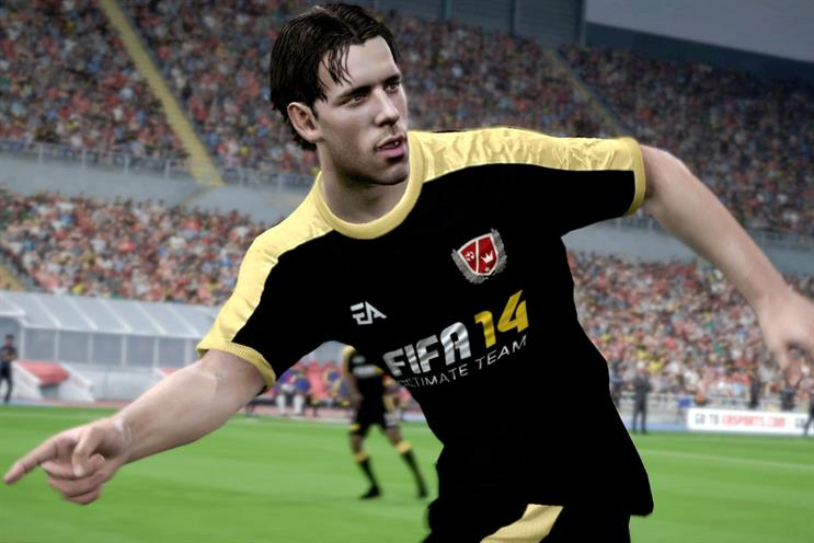 EA: the review covers 20 markets, with the UK worth £16m