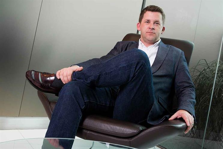 Finlay: 'People's expectations as to how they consume their content have grown'