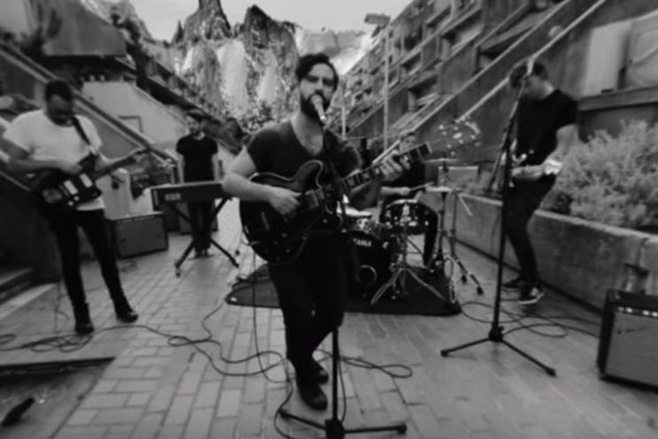 Foals has partnered with GoPro to create a music video with 360 degree VR capability