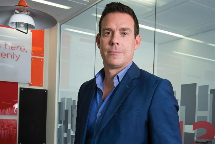 Paul Frampton: Realising a better connection between data and content will drive a prosperous era for industry