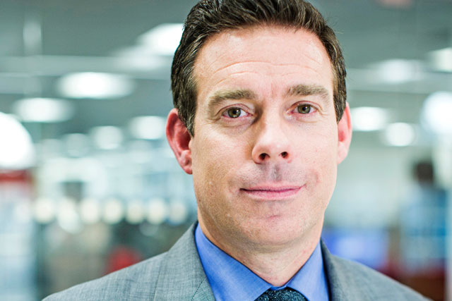 Paul Frampton: chief executive at Havas Media