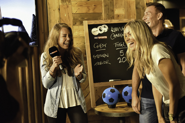 Things we like: Carling's TV innovation and the FT festival