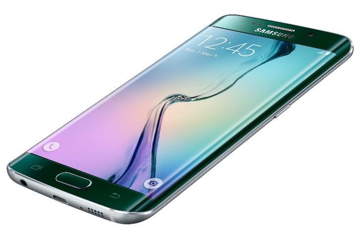 Samsung: the new Galaxy S6 Edge