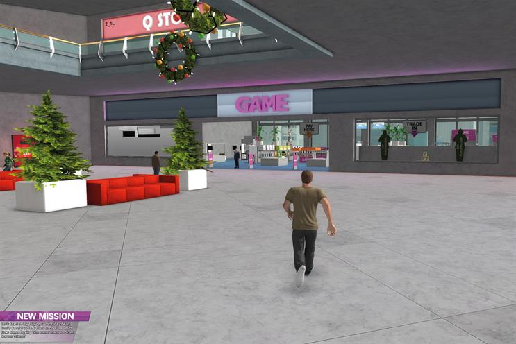 Christmas Shopper Simulator: Game launches third-person adventure