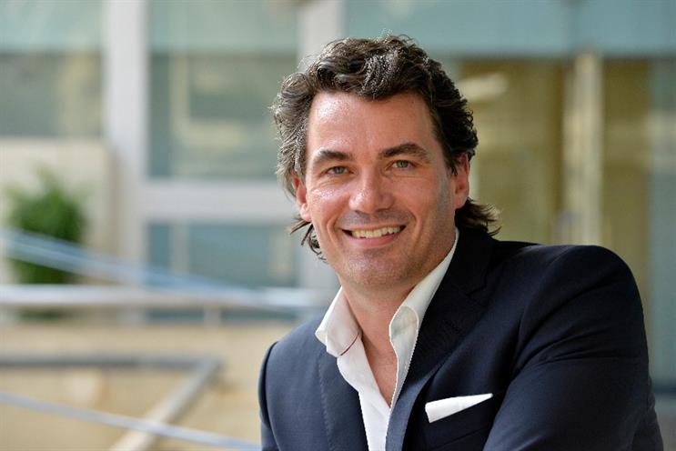 BT: CEO Gavin Patterson claims EE takeover will create a 'digital champion'
