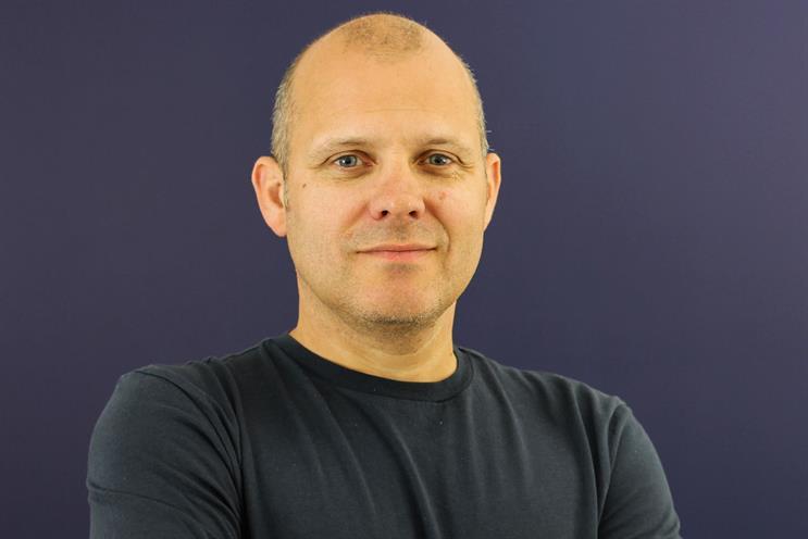 Guy Bradbury: creative partner at Atomic