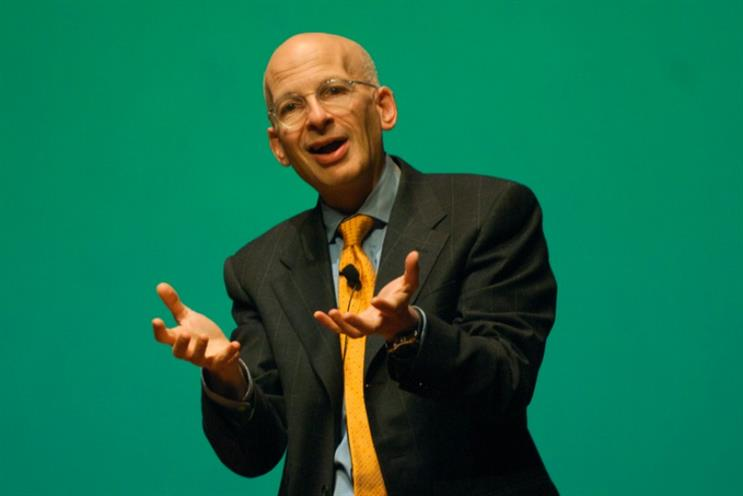 Seth Godin believes his books are misunderstood to some extent (credit: Daniel Goodrich via Acumen_)