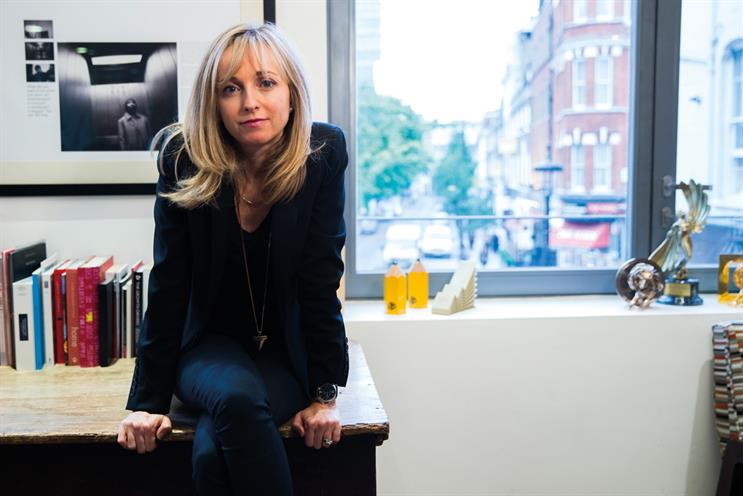 Sarah Golding: chief executive at CHI & Partners