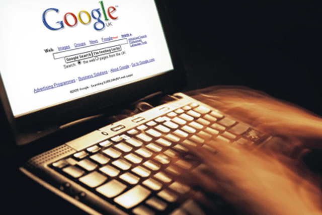Google: it's Doubleclick service provides online ad-serving