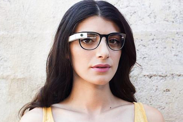 Google Glass: now being tested for use in the operating theatre