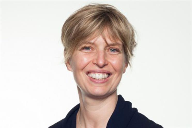 Rachel Bristow, Sky Media director of partnerships