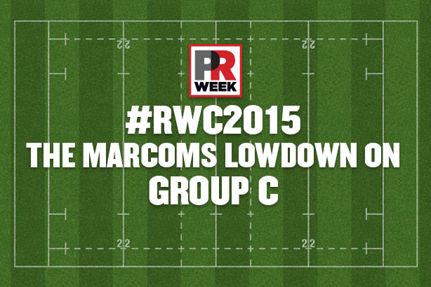 Rugby World Cup: The marcoms lowdown on the Group C contenders