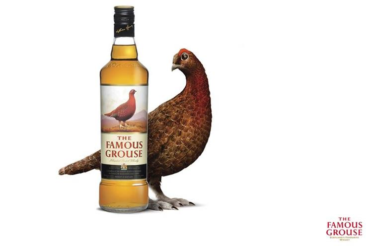 Famous Grouse: previously worked with AMV BBDO