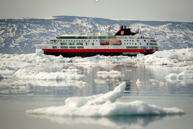 Hurtigruten: went into private ownership in 2014