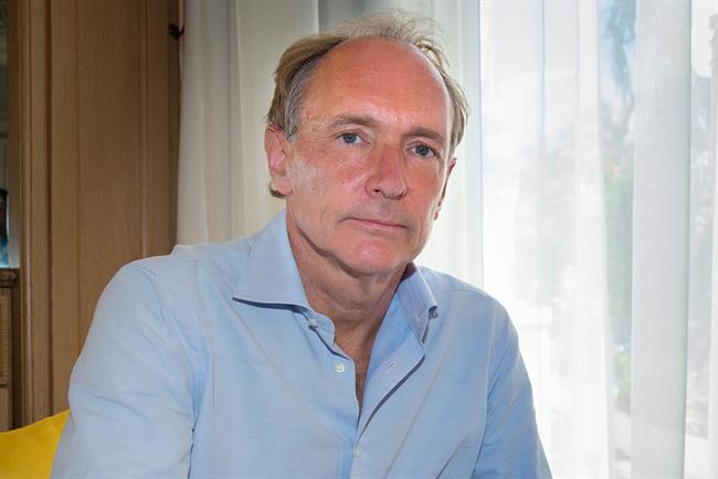 Sir Tim Berners-Lee: inventor of the world wide web