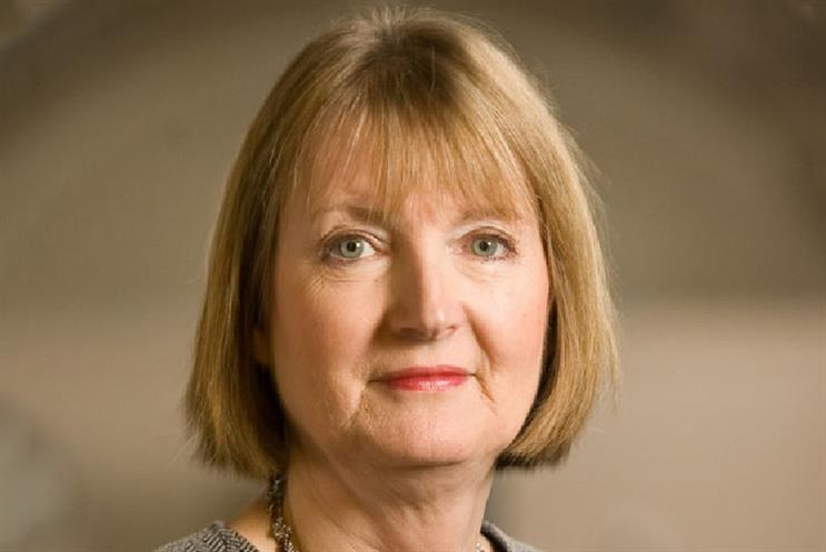 Harriet Harman is the Shadow Culture Secretary and deputy leader of the Labour party