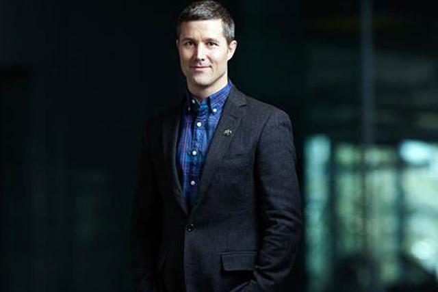 Blake Harrop: to relocate from Wieden & Kennedy's Tokyo office to Amsterdam