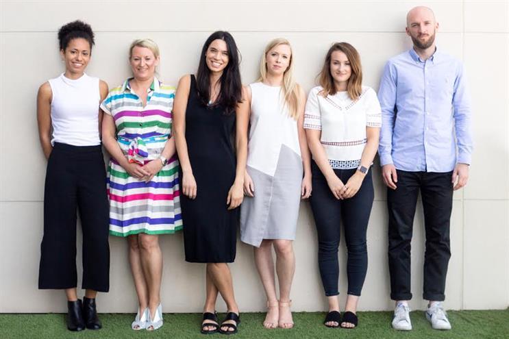 Socialyse influencer division: the new Havas team