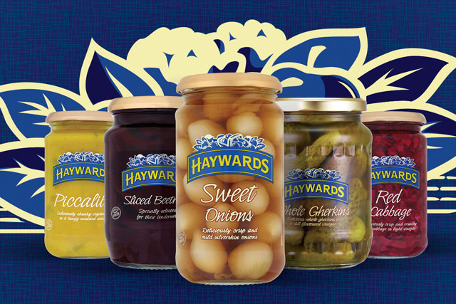 Haywards: partners with Metro in campaign to target younger consumers
