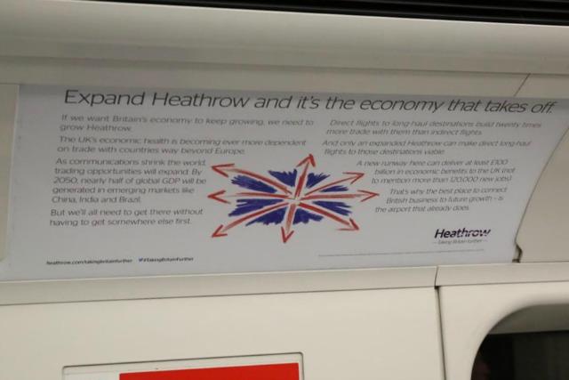 Heathrow: ASA bans expansion ad