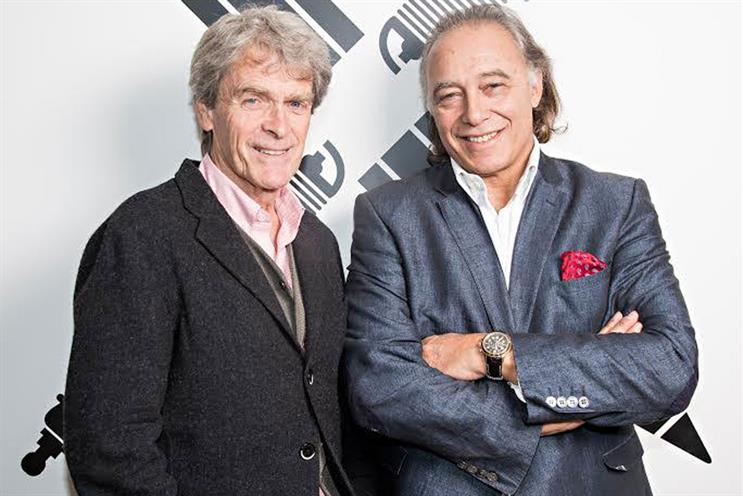 The Garage Soho: Sir John Hegarty and Thomas Teichman