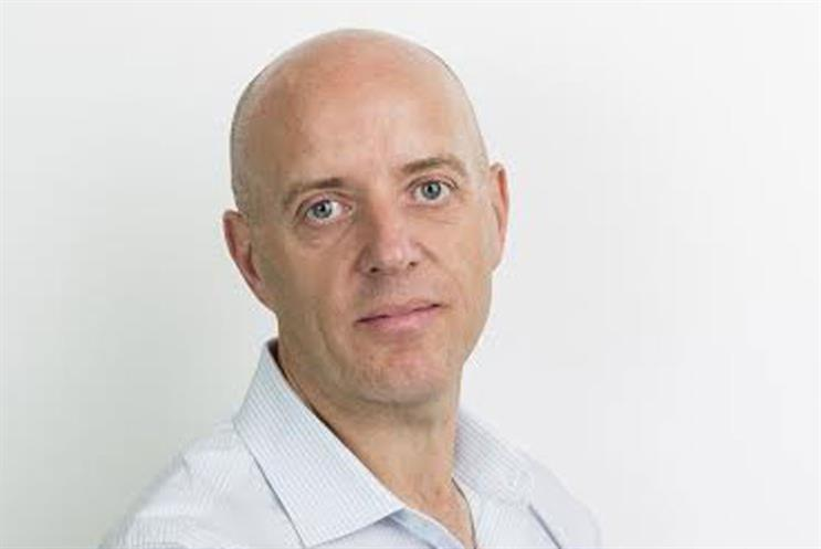 Nick Hewat: the commercial director at Guardian News & Media
