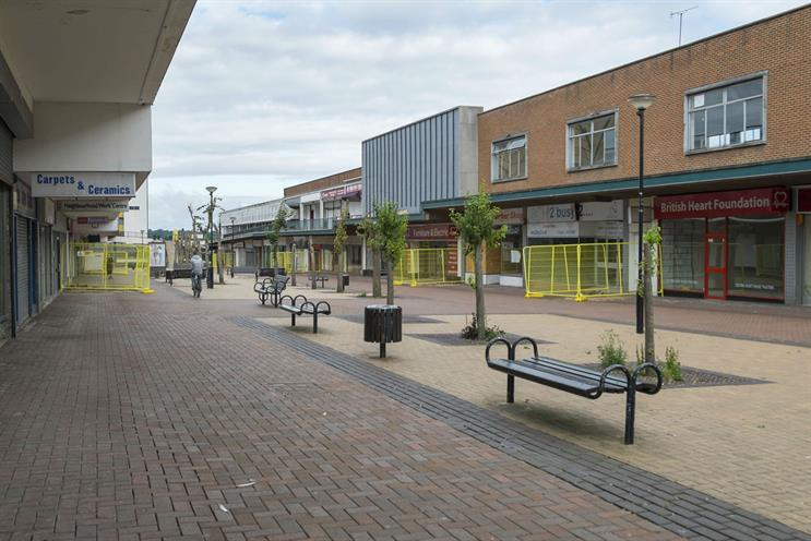 The high street is in trouble, but marketers have the power to revive it