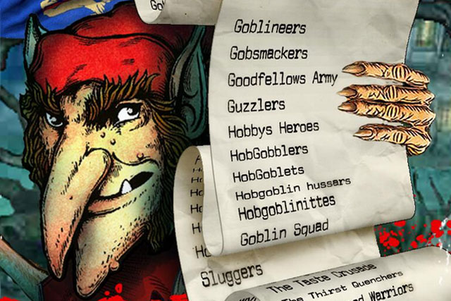 Hobgoblin: searches Twitter for new recruits