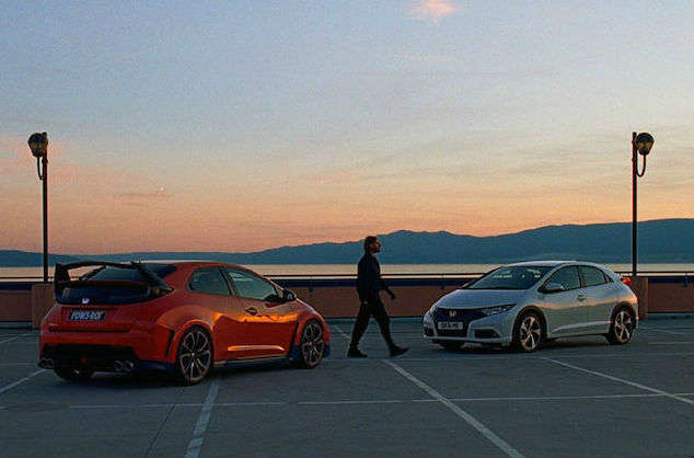Honda rolls out interactive YouTube campaign for Civic Type R launch