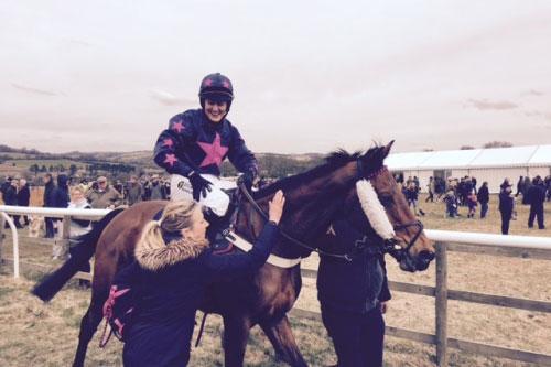 Reach affluent rural homeowners through equestrian events