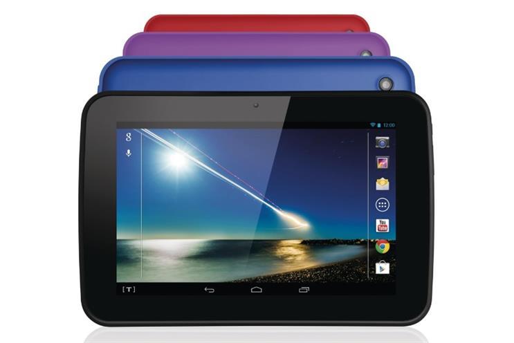 Tesco: the original Hudl tablet