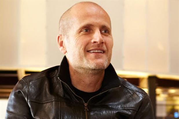 Mark Hunter: appointed ECD at SapientNitro