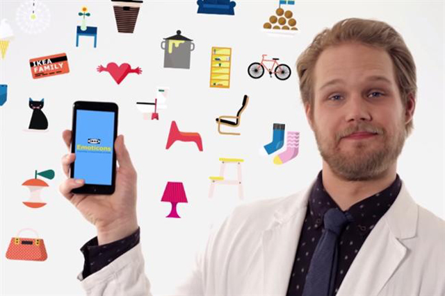Ikea: claims emoticons will help couples communicate better