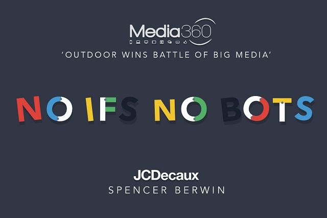 #NoIfsNoBots: Outdoor Wins Battle of Big Media at Media360