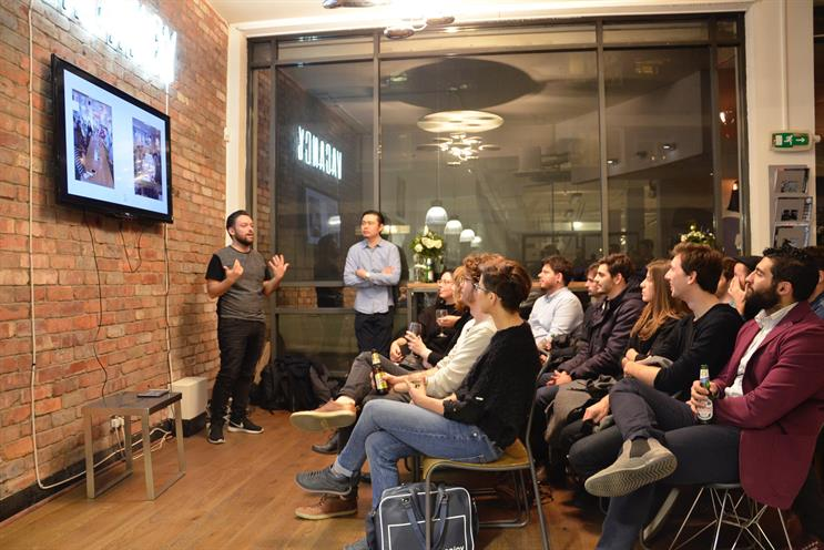 International Creatives London: last event at Major Players attracted more than 60 guests